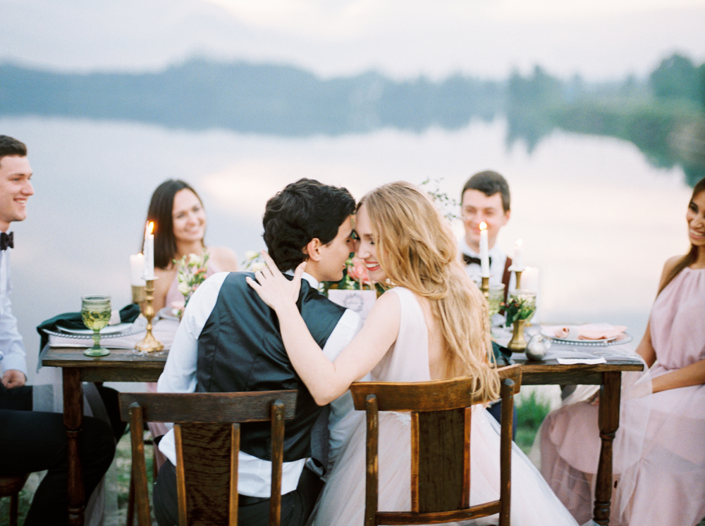 fine art wedding film photography in Ukraine