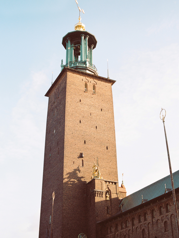 Фотограф в Швеции, Стокгольме