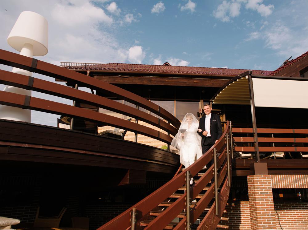 Свадьба на плёнку в Украине