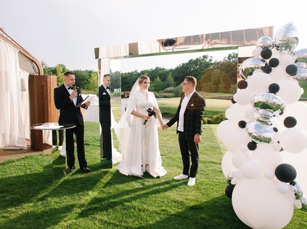 Стильные свадьбы в Украине