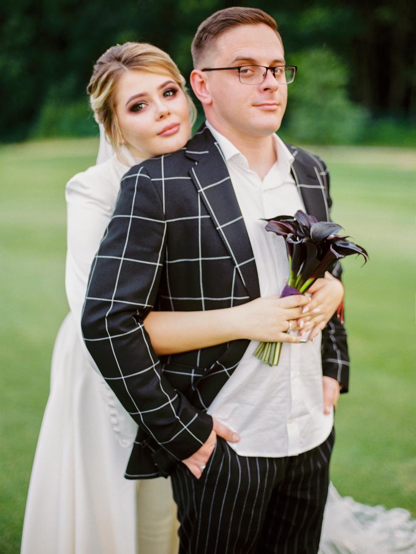 Fine art wedding in Ukraine