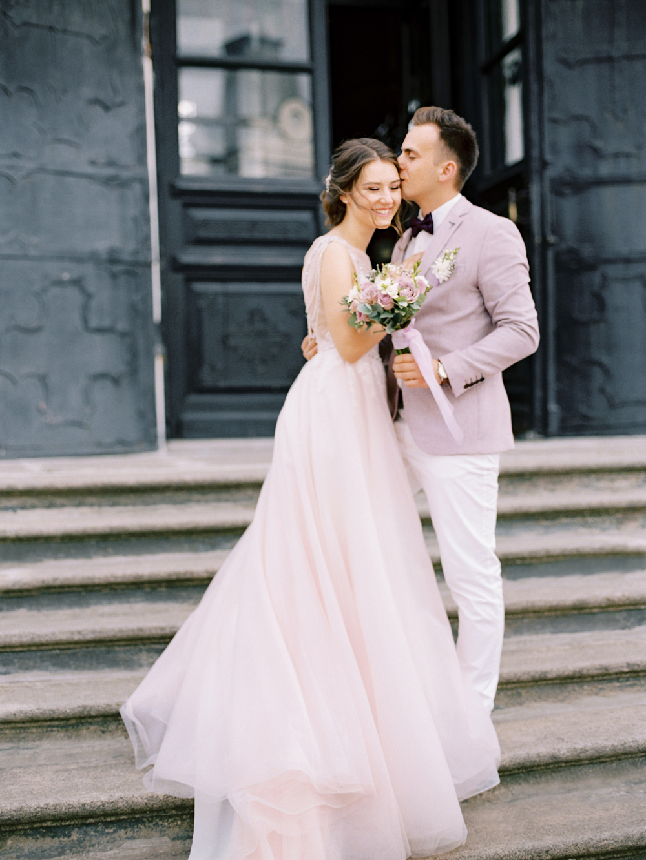 Свадебный плёночный фотограф Киев