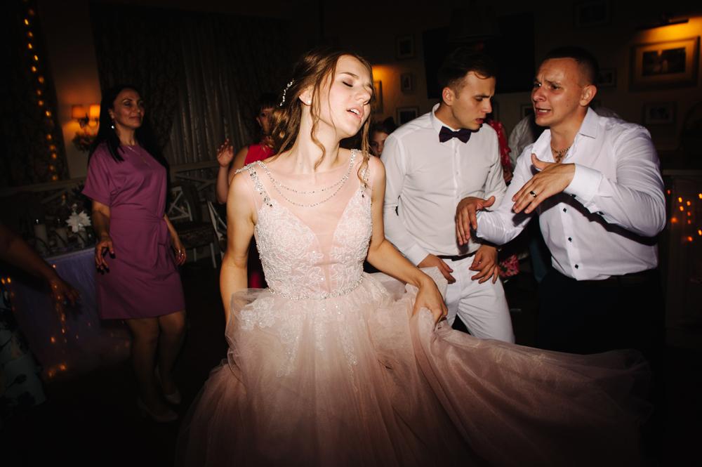 Свадебная вечеринка в Сумах | ресторан Vin&Gret