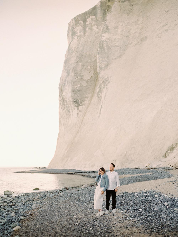 Mons Klint | Скалы Мён-Клинт, Borre, Дания | Фотосессия в Дании