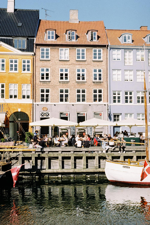 Kobenhavn New Havn | Fine Art Film Ahotographer | Копенгаген
