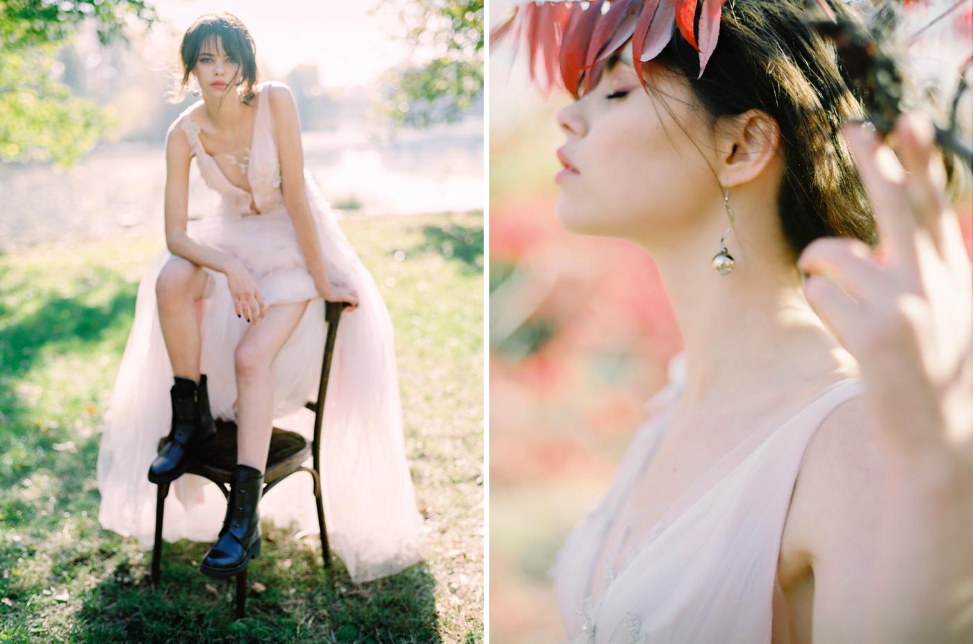 Пленочный свадебный фотограф Украина