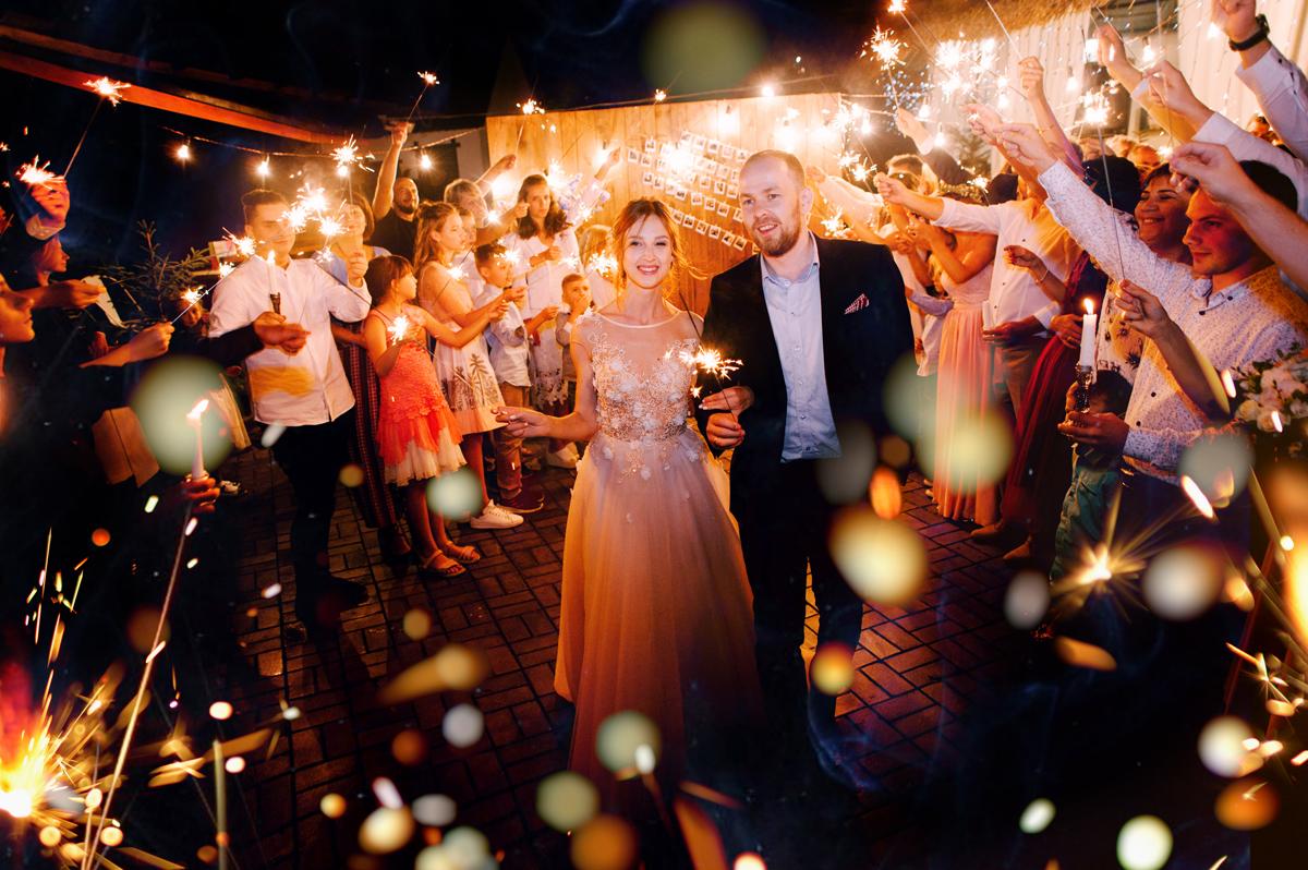 Организация стильных свадеб в городу Сумы