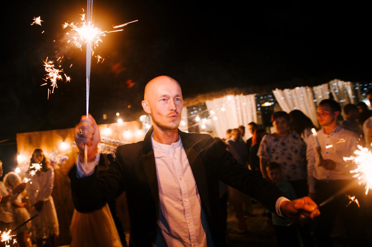 Ведущий Андрей Любченко, Чачик