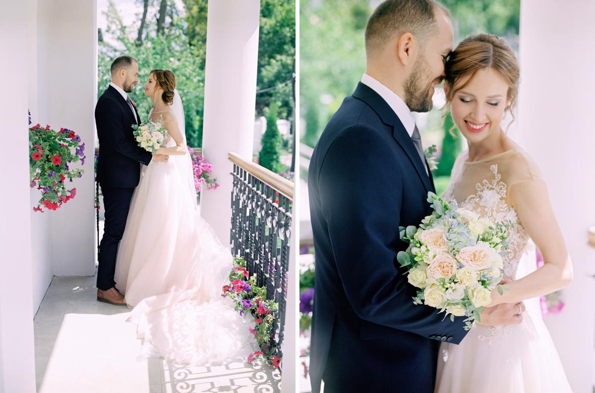 Стильная свадьба в городе Сумы, Украина