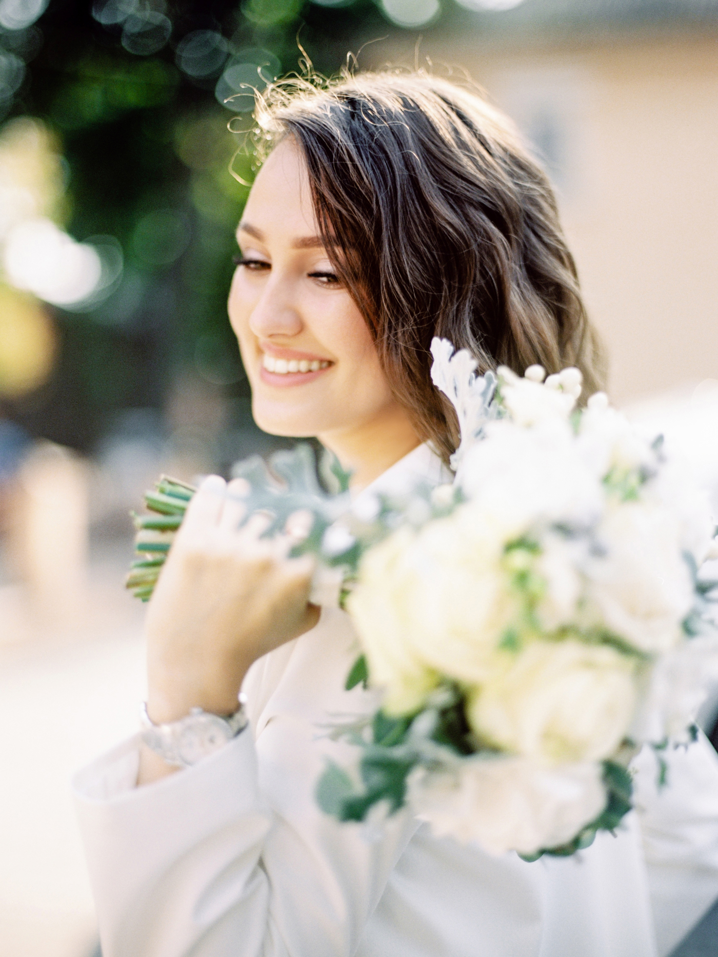 Bridal Portrait | Fine Art Wedding on Film