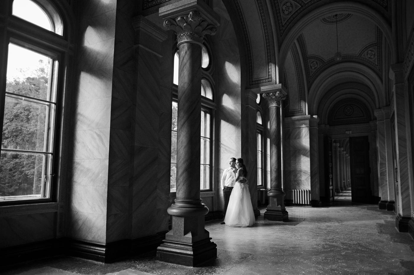 Душевные свадебные фотографии