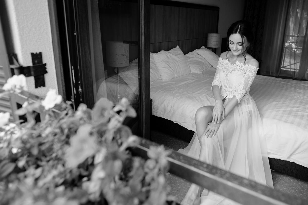 Утро невесты в Киеве