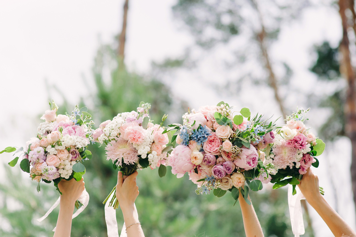 Сборы жениха и невесты в Киеве
