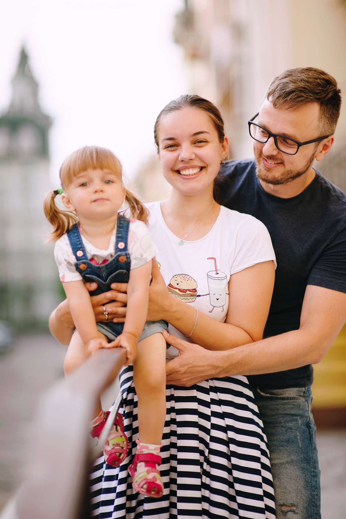 счастливая семья города Сумы