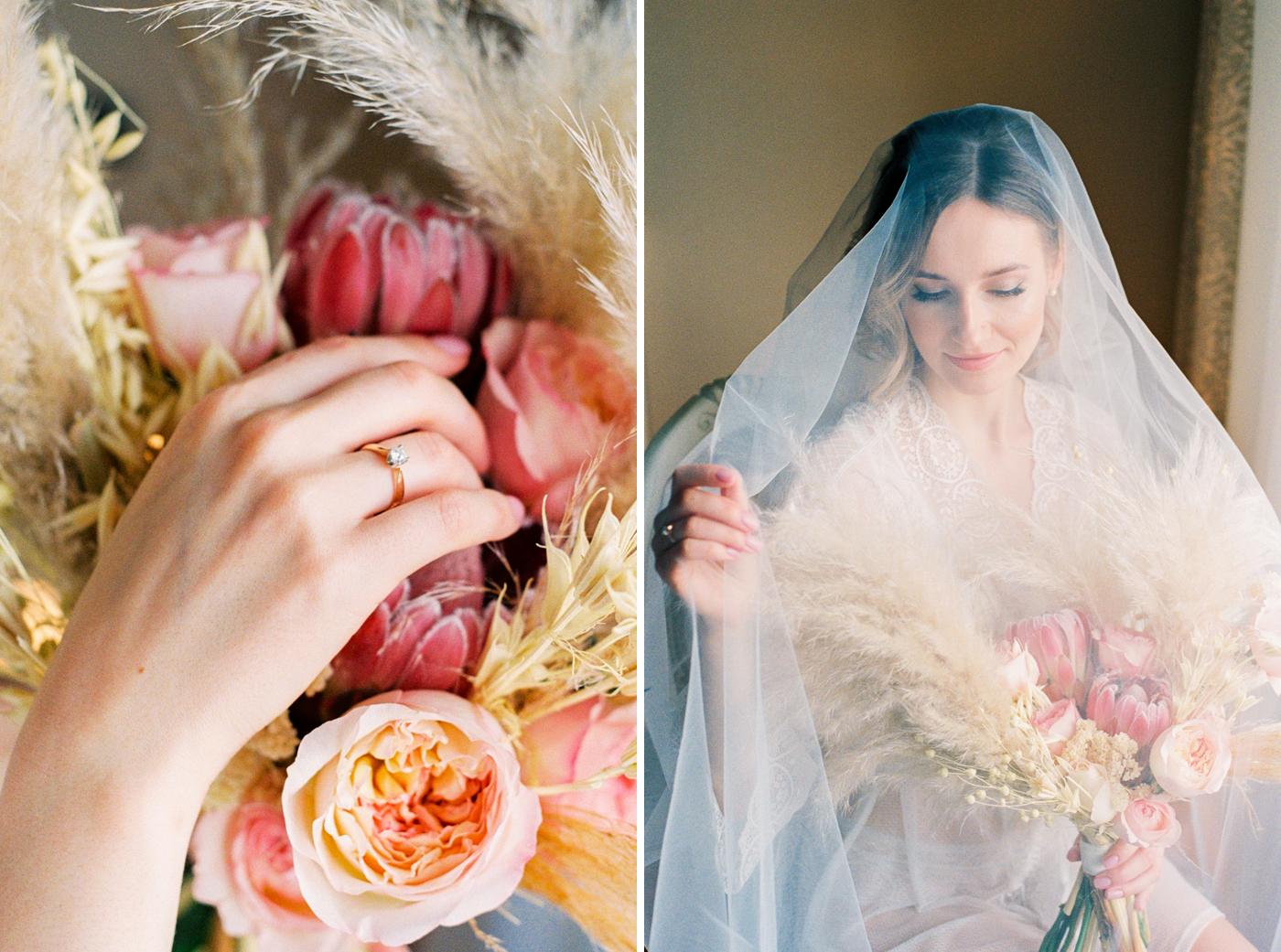утро невесты в Киеве, свадебный день